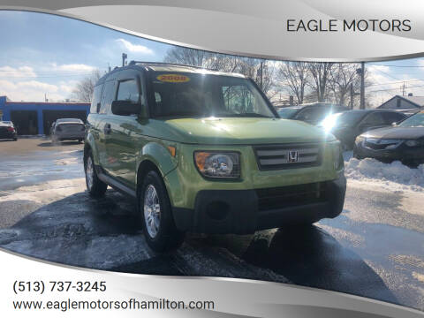 2008 Honda Element for sale at Eagle Motors in Hamilton OH