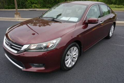 2014 Honda Accord for sale at Modern Motors - Thomasville INC in Thomasville NC