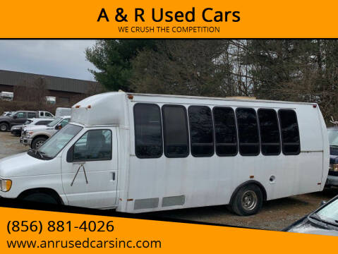 1993 Ford E-Series Chassis for sale at A & R Used Cars in Clayton NJ