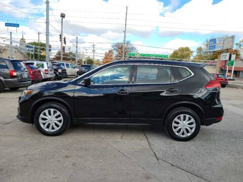 2017 Nissan Rogue for sale at Bob Boruff Auto Sales in Kokomo IN
