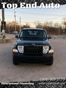 2008 Jeep Liberty for sale at Top End Auto in North Atteboro MA
