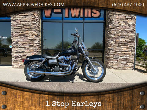 2008 Harley-Davidson Street Bob for sale at 1 Stop Harleys in Peoria AZ