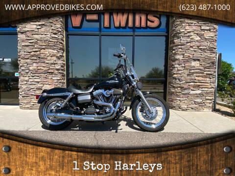 2008 Harley-Davidson Street Bob for sale at 1 Stop Harleys in Peoria AZ