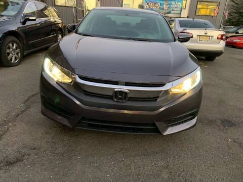 2016 Honda Civic for sale at Simon Auto Group in Newark NJ