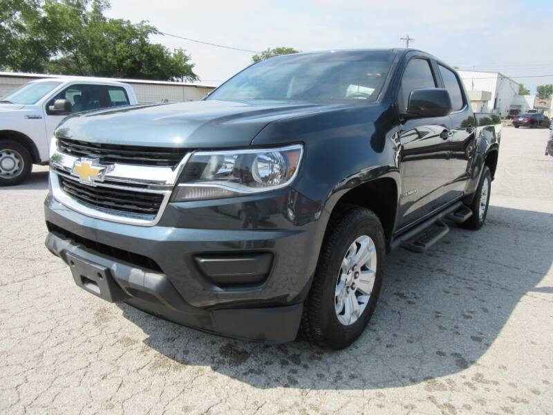 2017 Chevrolet Colorado for sale at Grays Used Cars in Oklahoma City OK