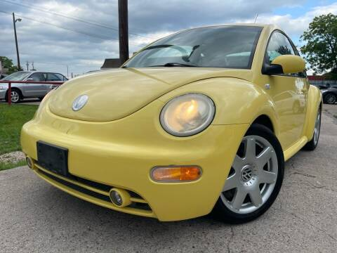 2003 Volkswagen New Beetle for sale at Texas Select Autos LLC in Mckinney TX