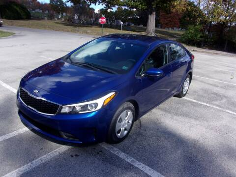 2018 Kia Forte for sale at Pyles Auto Sales in Kittanning PA