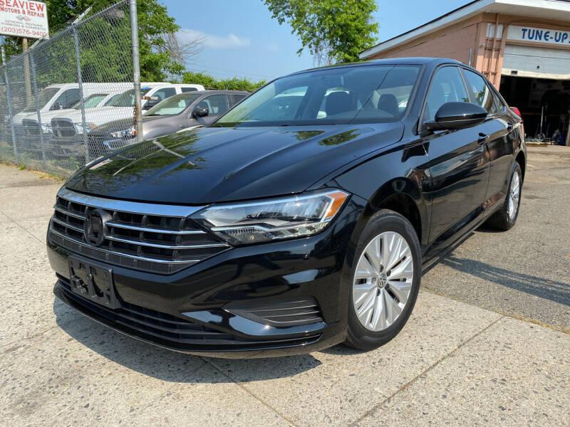 2019 Volkswagen Jetta for sale at Seaview Motors and Repair LLC in Bridgeport CT