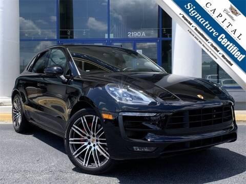 2018 Porsche Macan for sale at Capital Cadillac of Atlanta in Smyrna GA