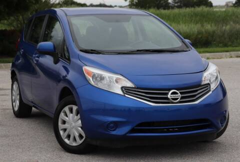 2014 Nissan Versa Note for sale at Big O Auto LLC in Omaha NE