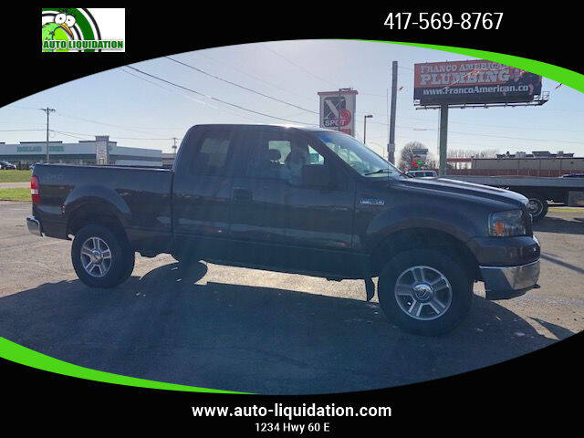2005 Ford F-150 for sale at Auto Liquidation in Springfiled MO
