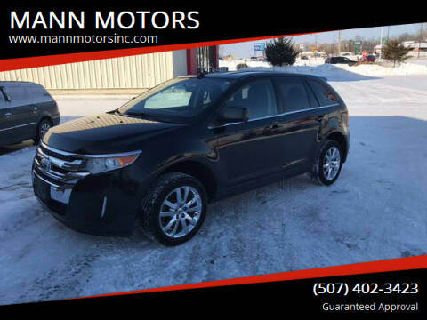 2011 Ford Edge for sale at MANN MOTORS in Albert Lea MN