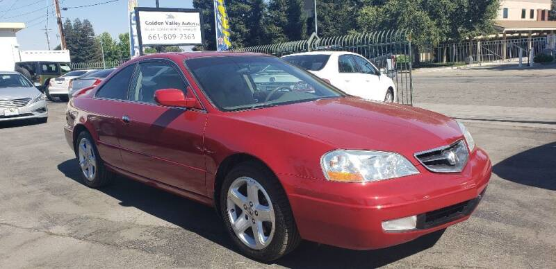 2002 Acura CL for sale in Bakersfield, CA