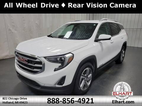 2019 GMC Terrain for sale at Elhart Automotive Campus in Holland MI