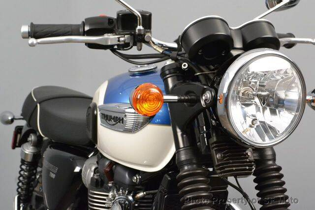 2018 Triumph Bonneville for sale in San Francisco, CA