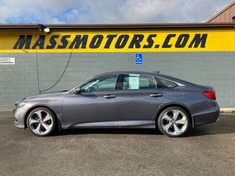 2018 Honda Accord for sale at M.A.S.S. Motors - Fairview in Boise ID