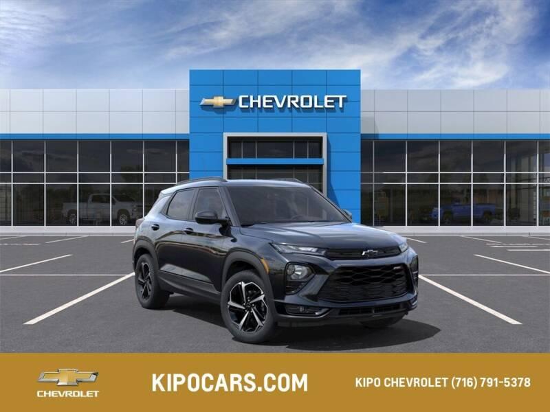 2022 Chevrolet TrailBlazer for sale in Ransomville, NY