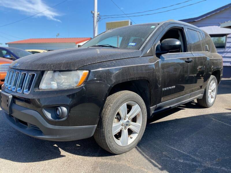 2012 Jeep Compass for sale at Auto Start in Oklahoma City OK