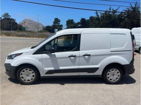 2017 Ford Transit Connect Cargo for sale at Dealers Choice Inc in Farmersville CA