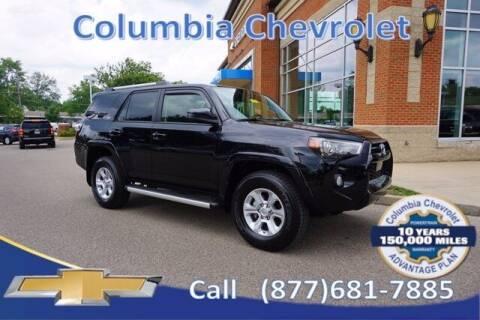 2020 Toyota 4Runner for sale at COLUMBIA CHEVROLET in Cincinnati OH