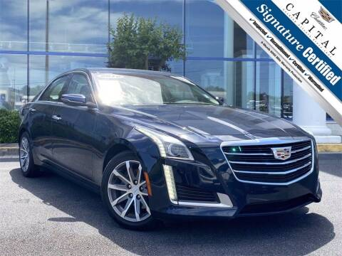 2016 Cadillac CTS for sale at Southern Auto Solutions - Capital Cadillac in Marietta GA