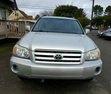 2004 Toyota Highlander for sale at Life Auto Sales in Tacoma WA