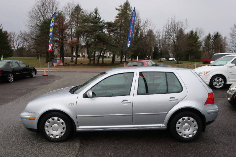 2006 Volkswagen Golf for sale at GEG Automotive in Gilbertsville PA