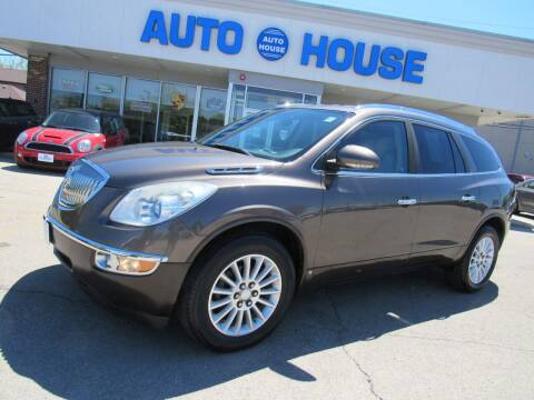 2008 Buick Enclave for sale at Auto House Motors in Downers Grove IL