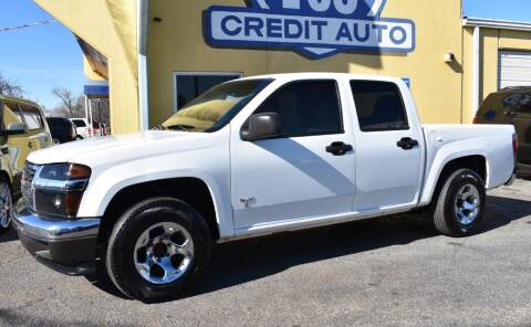 2006 GMC Canyon for sale at Buy Here Pay Here Lawton.com in Lawton OK