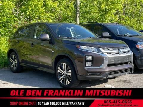 2020 Mitsubishi Outlander Sport for sale at Ole Ben Franklin Mitsbishi in Oak Ridge TN