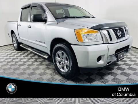 2014 Nissan Titan for sale at Preowned of Columbia in Columbia MO