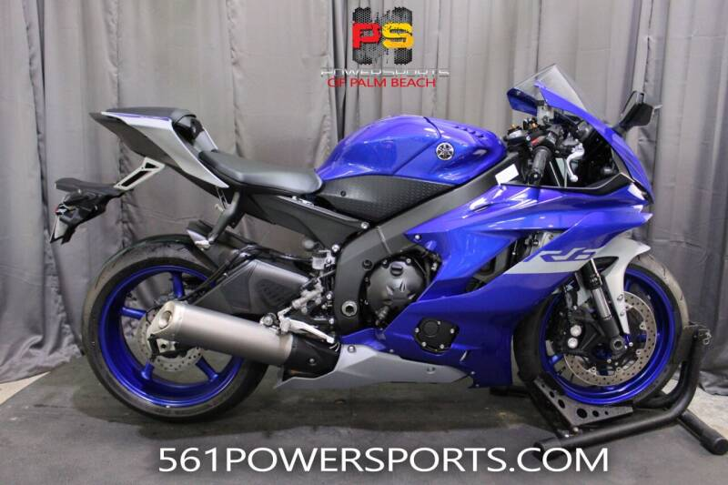 2020 Yamaha YZF-R6 for sale in Hollywood, FL