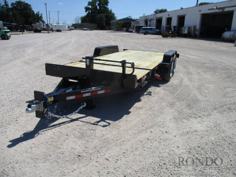 2021 B-B Equipment Tilt TBCT2016ET for sale at Rondo Truck & Trailer in Sycamore IL