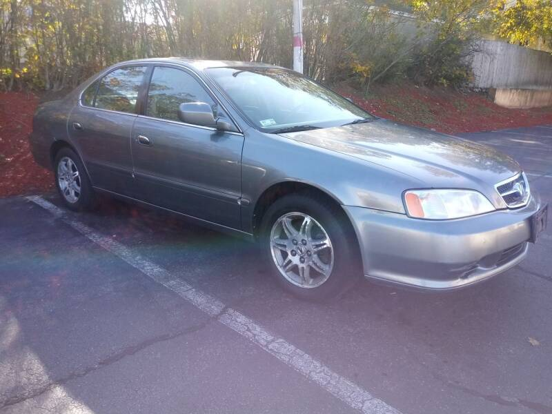 2000 Acura TL for sale at MIRACLE AUTO SALES in Cranston RI
