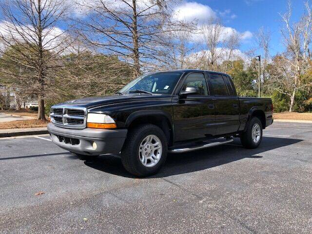 2004 Dodge Dakota for sale at Lowcountry Auto Sales in Charleston SC