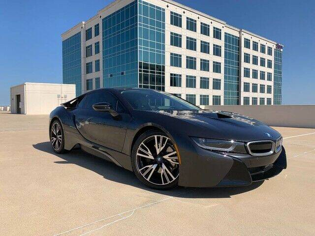 2015 BMW i8 for sale at SIGNATURE Sales & Consignment in Austin TX