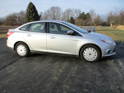 2013 Ford Focus for sale at Crossroads Used Cars Inc. in Tremont IL