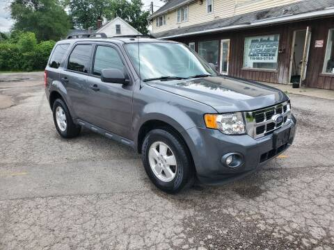 2011 Ford Escape for sale at Motor House in Alden NY