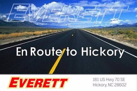 2011 Chevrolet Express Passenger for sale at Everett Chevrolet Buick GMC in Hickory NC