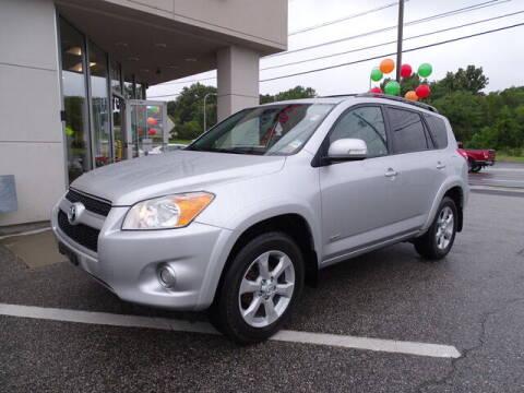 2009 Toyota RAV4 for sale at KING RICHARDS AUTO CENTER in East Providence RI