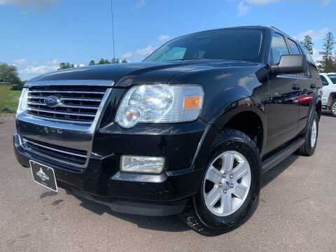 2010 Ford Explorer for sale at LUXURY IMPORTS in Hermantown MN
