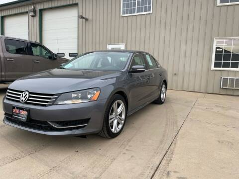 2014 Volkswagen Passat for sale at Northern Car Brokers in Belle Fourche SD