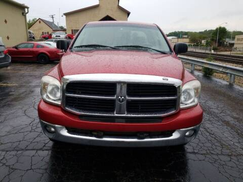 2007 Dodge Ram Pickup 1500 for sale at Discovery Auto Sales in New Lenox IL
