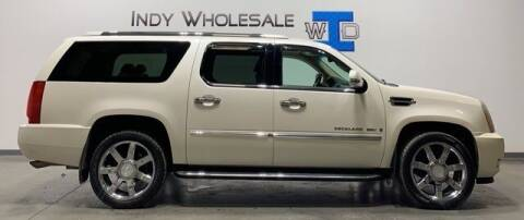 2008 Cadillac Escalade ESV for sale at Indy Wholesale Direct in Carmel IN
