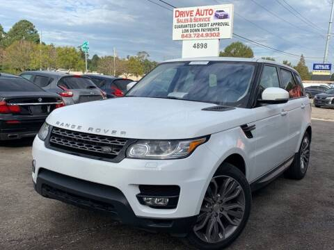 2015 Land Rover Range Rover Sport for sale at Drive Auto Sales & Service, LLC. in North Charleston SC
