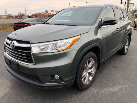 2014 Toyota Highlander for sale at Arkansas Car Pros in Cabot AR