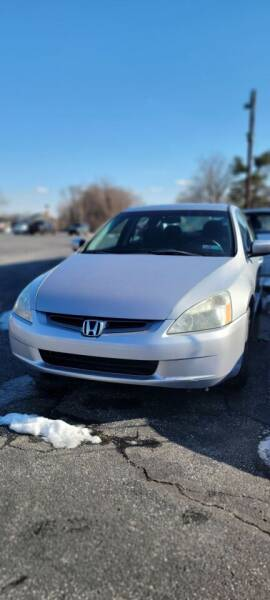 2005 Honda Accord for sale at Auction Buy LLC in Wilmington DE
