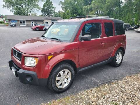 2006 Honda Element for sale at AFFORDABLE IMPORTS in New Hampton NY