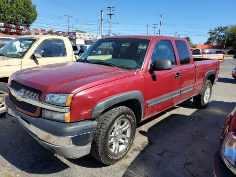 2004 Chevrolet Silverado 1500 for sale at Cartraxx Auto Sales in Owensboro KY