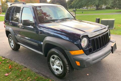 2007 Jeep Liberty for sale at Select Auto Brokers in Webster NY
